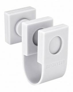 Urbanears The Acrobatic Cable-Clip White Kabel-Clips Kopfhörer Headset Ladegerät