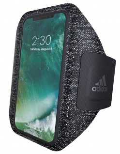 Adidas Sport-Armband Fitness-Tasche für Apple iPhone X Xs Jogging Gym Running