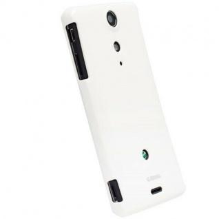 Krusell Schutz-Hülle Hard-Case Schale Cover Case für Sony Xperia TX / LT29i