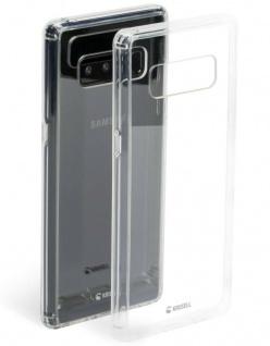 Krusell Cover Hard-Case Schale Hülle Tasche Bumper für Samsung Galaxy Note 8