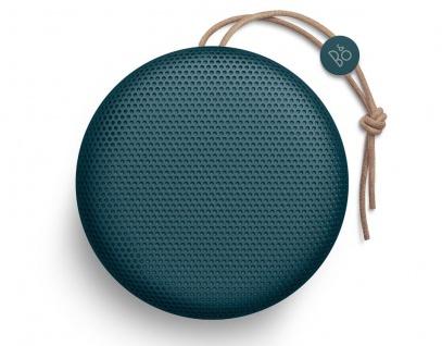 B&O Play by BANG & Olufsen Beoplay A1 Steel Blue Bluetooth Lautsprecher BT Boxen
