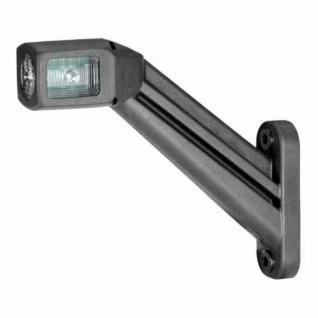 Hella LED Begrenzungs-Leuchte Links Umriß-Leuchte LKW Trailer Anhänger 12V/24V