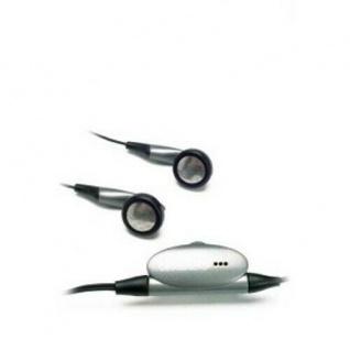 Vivanco In-Ear Stereo Headset Kopfhörer + Mikrofon für Nokia N70 N80 N90