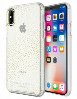 Sugar Paper LA Cover Dots Hard-Case Schutz-Hülle Tasche für Apple iPhone X Xs 10