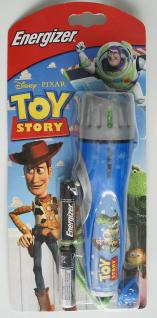 Energizer Taschenlampe Disney Pixar Toy Story Krypton 2xAA Flashlight Lampe