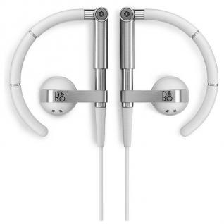 B&O Play by Bang & Olufsen Earset 3i Headset White Ohrbügel Kopfhörer Mikrofon