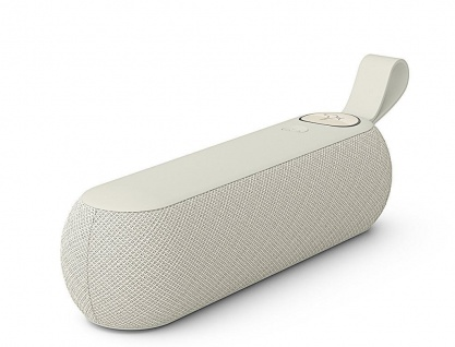 Libratone TOO Cloudy Grey 360° Sound Bluetooth Lautsprecher IPX4 Boxen Speaker