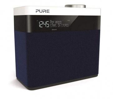 Pure Pop Maxi S Digital-Radio DAB+ DAB UKW Stereo Bluetooth Anlage Lautsprecher