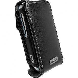 Krusell Flip Handy-Tasche für HTC Wildfire S Bag Schutz-Hülle Klapp-Tasche Cover