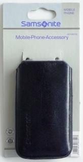 Samsonite Handy-Tasche Sleeve Toledo Gr. S blau Cover Etui Schutzhülle Bag Case