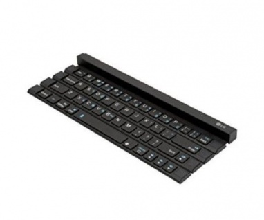 LG Rolly Wireless Keyboard BluetoothTastatur faltbar rollbar für Handy iPhone