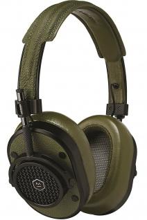 Master & Dynamic MH40 Oliv Over-Ear Headset Kopfhörer Earphones 3, 5mm Klinke