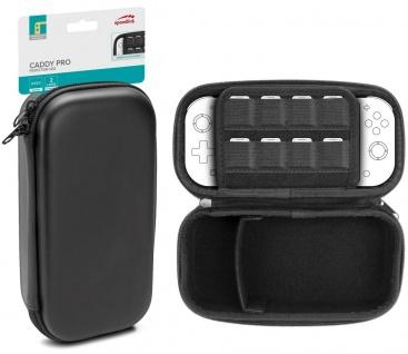 Speedlink Schutz-Hülle Trage-Tasche für Nintendo Switch Lite Konsole + Zubehör