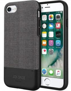 Kate Jack Spade Block Cover Karten-Fach Case Hülle für Apple iPhone 7 8 SE 2020