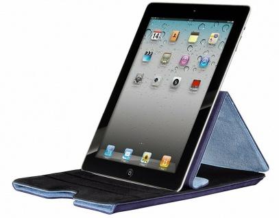 """Hama PU Klapp-Tasche Cover Hülle Smart Ständer Etui bis 9, 7"""" für Tablet PC iPad"""