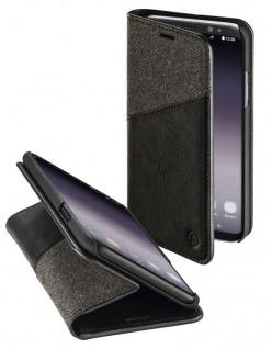 Hama Gentle Booklet Klapp-Tasche Hülle Case Flip-Cover für Samsung Galaxy S9