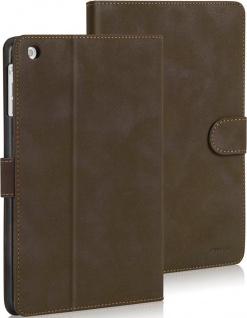 Speedlink VILION Style Case + Stand Tasche Hülle braun für Apple iPad mini 1 2 3