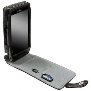 Krusell Flip Case Handy-Tasche für Nokia X7 X7-00 Etui Schutz-Hülle Klapp-Tasche - Vorschau 2