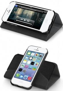 Macally Wallet Hard Case Flip-Cover Klapp-Tasche Ständer Bag für Apple iPhone 5C - Vorschau 3