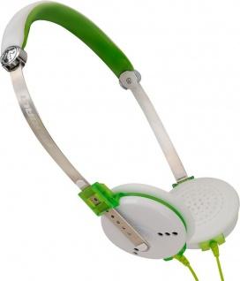 Aerial7 Fuse Juice On-Ear Headset Mikrofon 3, 5mm Klinke Kopfhörer Handy MP3 DJ