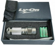 Ly-On EDEL LED Taschenlampe Aluminium wasserfest Alu Lampe Outdoor Camping etc