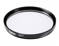 Hama Skylight-Filter 49mm Sky-Filter 1A Digital High Resolution Foto DSLR Kamera