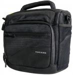 Tucano Kamera-Tasche + Zubehör Hülle für SLR DSLR Canon Eos Sony Alpha Nikon etc
