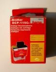 Hama Analog Druckerpatrone Print Cartridge für Brother DCP-115C Yellow gelb 13ml