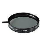 Hama Polarisations-Filter 62mm Pol-Filter linear für Analog SLR Kamera Foto etc.