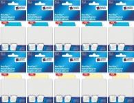 Avery 100x Index-Streifen Block Haft-Notizen Haft-Marker Page-Marker Fahne Tabs