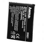 Hama Li-Ion Akku für Nokia Bl-5B 3220 3230 5070 5140 5140i 5200 5300 6020 BL5B