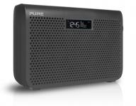 Pure One Midi Digital-Radio DAB DAB+ FM UKW Küchen-Radio mit Display Wecker etc
