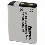 Hama Li-Ion Akku Batterie für Kodak KLIC-7003 DP-328 DP328 Easyshare V803 V1003