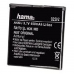 Hama Li-Ion Handy Akku Batterie für Nokia BL-5K Oro C7 C7-00 N85 N86 X7-00 701