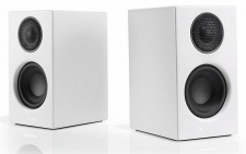Audio Pro Addon T8L White Bluetooth 2x Aktiv Regal-Lautsprecher Boxen BT Speaker
