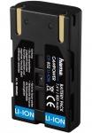 Hama Li-Ion Akku Batterie für Samsung SB-LSM80 VP-D351-355 VP-DC161W 163W etc.