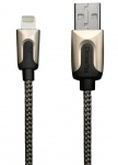 XtremeMac HQ Premium Lightning-Kabel Cable 1m Gold für iPhone X 8 7 6 6s SE iPad