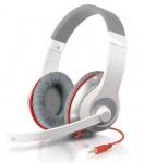 Speedlink AUX Over-Ear Headset 3, 5mm Klinke Kopfhörer + Mikrofon PC PS4 Handy