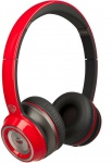 Monster N-Tune On-Ear Headset Core Solid Red Kopfhörer mit ControlTalk Universal