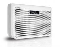 Pure One Midi Digital-Radio DAB DAB+ FM UKW Küchen-Radio mit Display Wecker etc