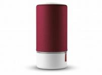 Libratone Zipp Speaker Cover Mesh Sangria Weinrot Lautsprecher-Bezug Boxen Stoff