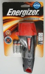 Energizer Taschenlampe Impact Rubber LED 2AA 22 Lumens Flashlight Lampe Leuchte