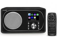 Pure Evoke F3 Internet-Radio Digital-Radio DAB DAB+ FM UKW mit Bluetooth Spotify