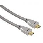 Hama HDMI 1.3 Verbindungskabel Stecker Typ A auf Stecker Typ A 3 m