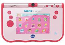 "Vtech Storio Max 5"" inkl. Tasche Interaktives Lern-Tablet 8GB Pink Spiel-Konsole"