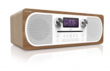 Pure Evoke C-D6 Digital-Radio DAB+ CD Bluetooth Kompakt-Anlage All-in-One System