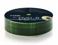 TDK PACK 25x DVD-Rohlinge 4.7 GB 120 Min.16x Full Speed DVD+R Rohling Leer-DVD