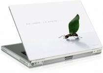"""Speedlink LARES Netbook Cover bis 11, 6"""" Working Ant Notebook Skin Sticker Folie"""