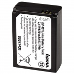 Hama LiIon Kamera Akku für Samsung BP-1030 NX100 NX200 NX210 NX300 NX1000 NX1100