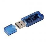 Hama USB 2.0 EDR Adapter Bluetooth Class 2 PC Handy Reichweite 2 bis 40m